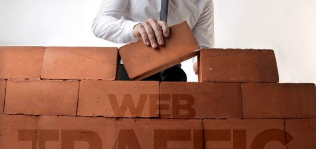 build web traffic