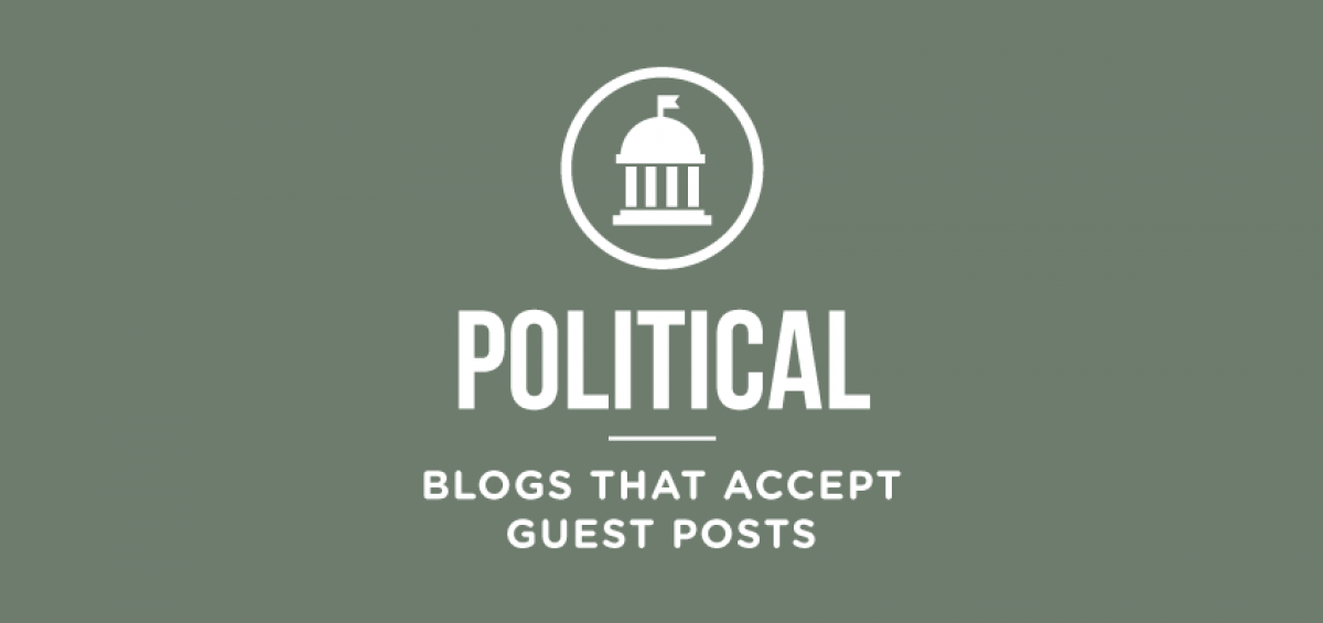 political-blogs-that-accept-guest-posts