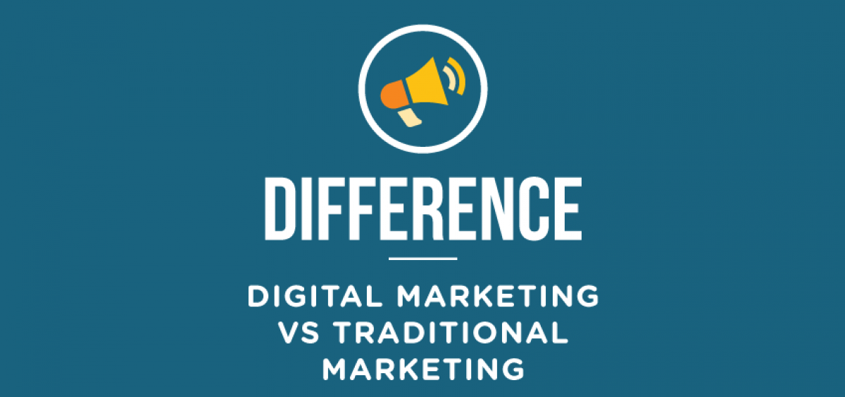 Digital Marketing and Traditional Marketing